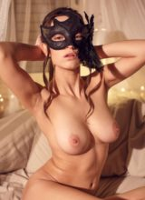 Sex Art: Gloria Sol - Black Mask