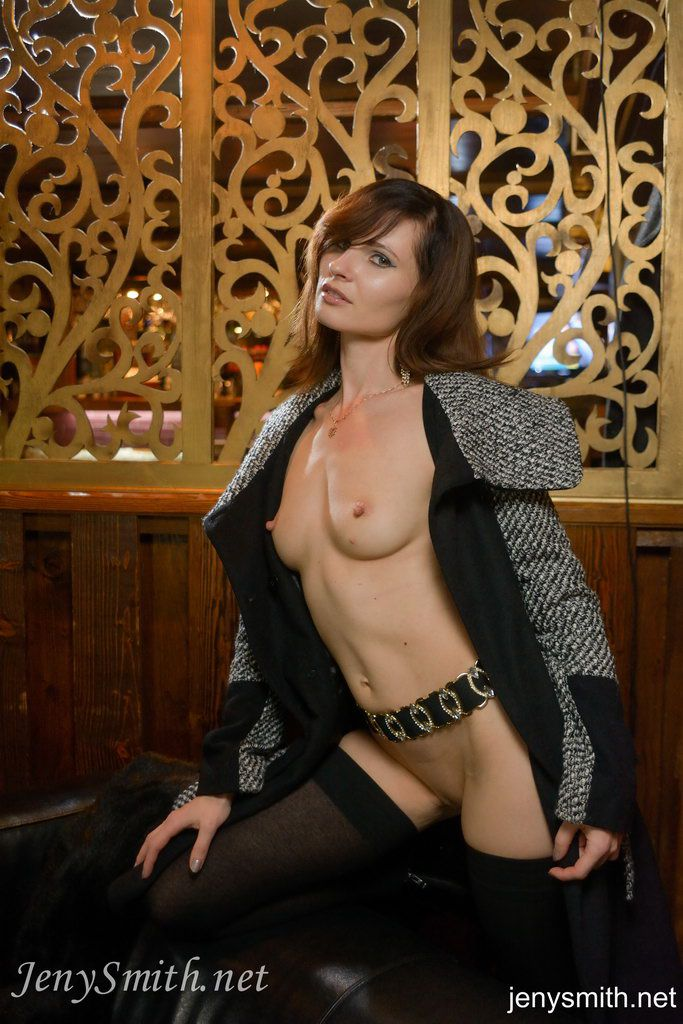Jeny Smith  Winter And Lonely Cafe  Web Starlets-3003