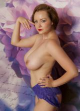 Cosmid: Natasha Dedov - Flower Background