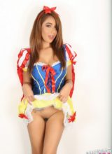 Alluring Vixens: Lilly - Snow White costume for Halloween