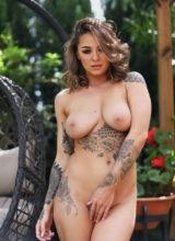 Mica Martinez in Her Little Panties