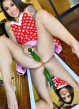 FTV Girls Jynx Polkadot Red Roleplay