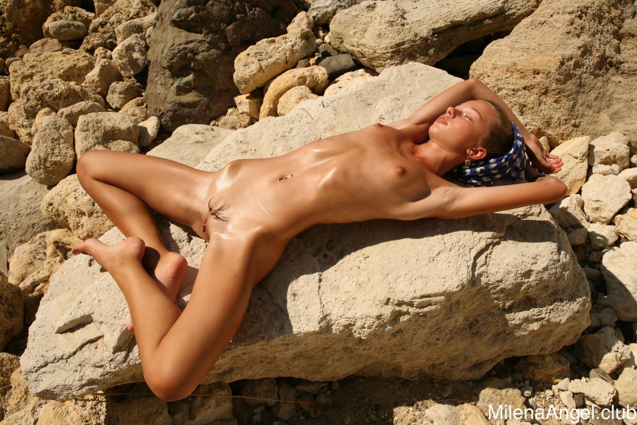 Milena nude