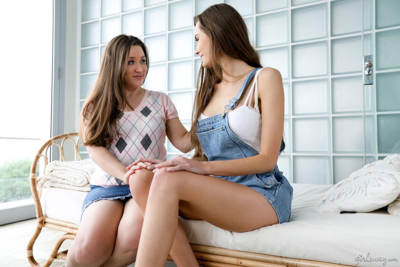 Girlsway: Charlotte Star - Cute Lesbians