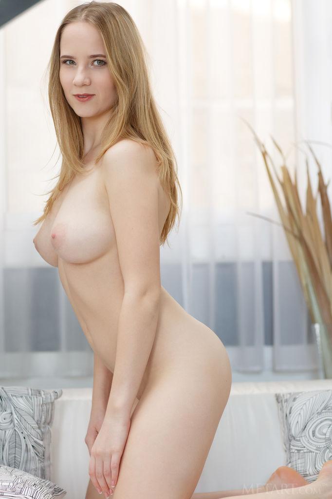Met-art: Delizi - Hot Nude Blonde