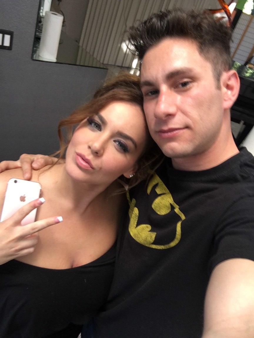 Natasha Nice -naughty Selfies & Bts Pics