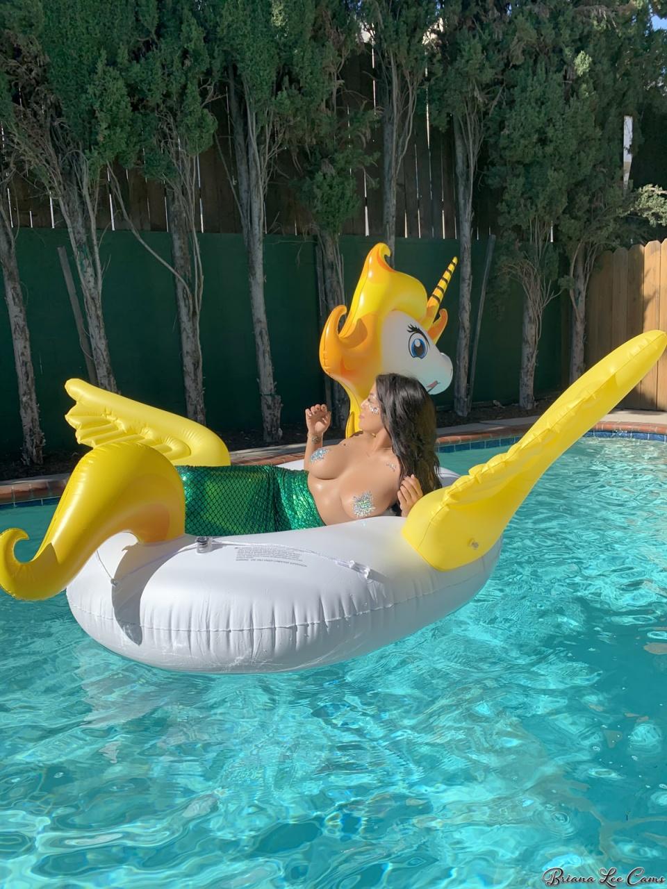 Briana Lee - Sexy Mermaid