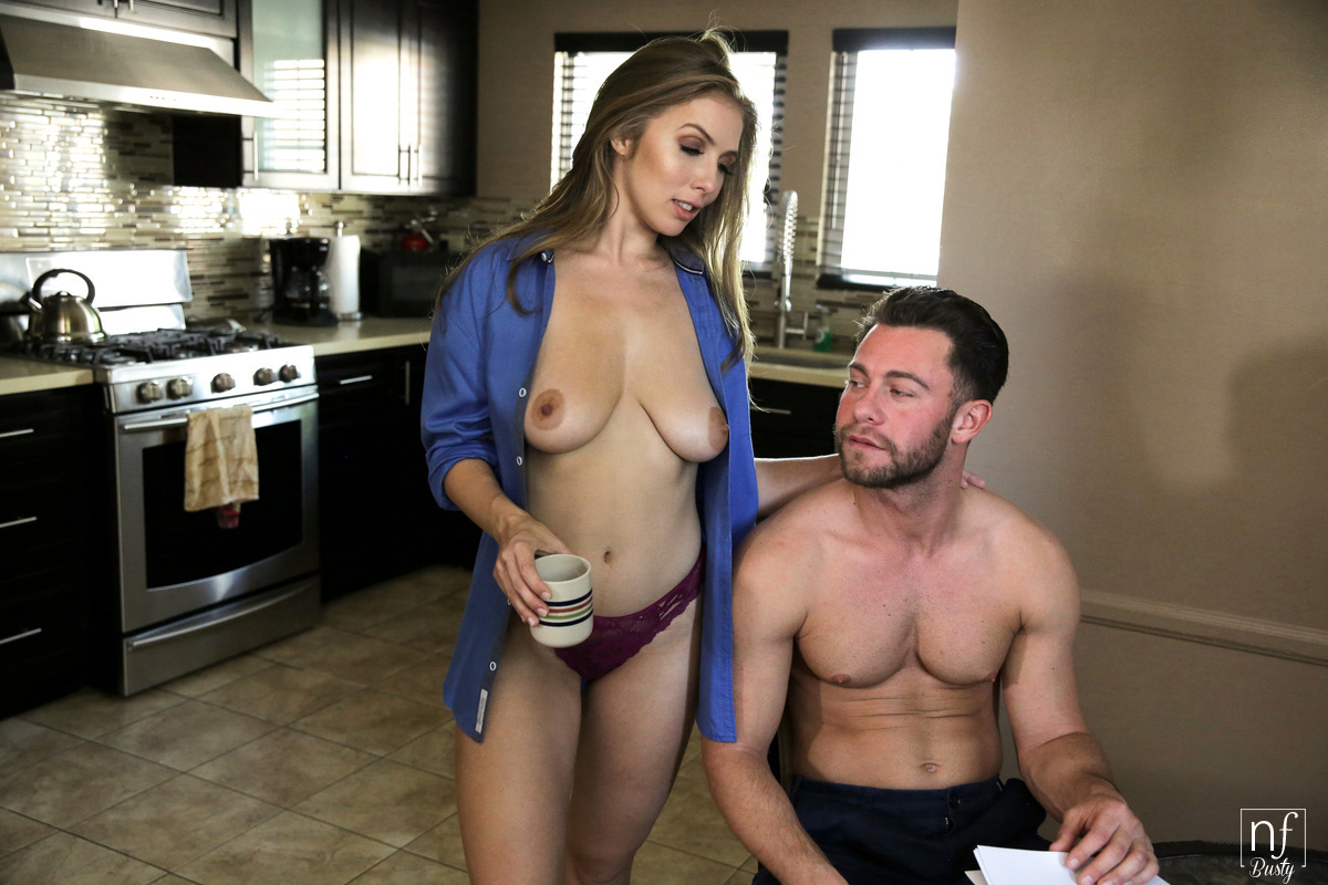 Nf Busty: Lena Paul - Natural Passions
