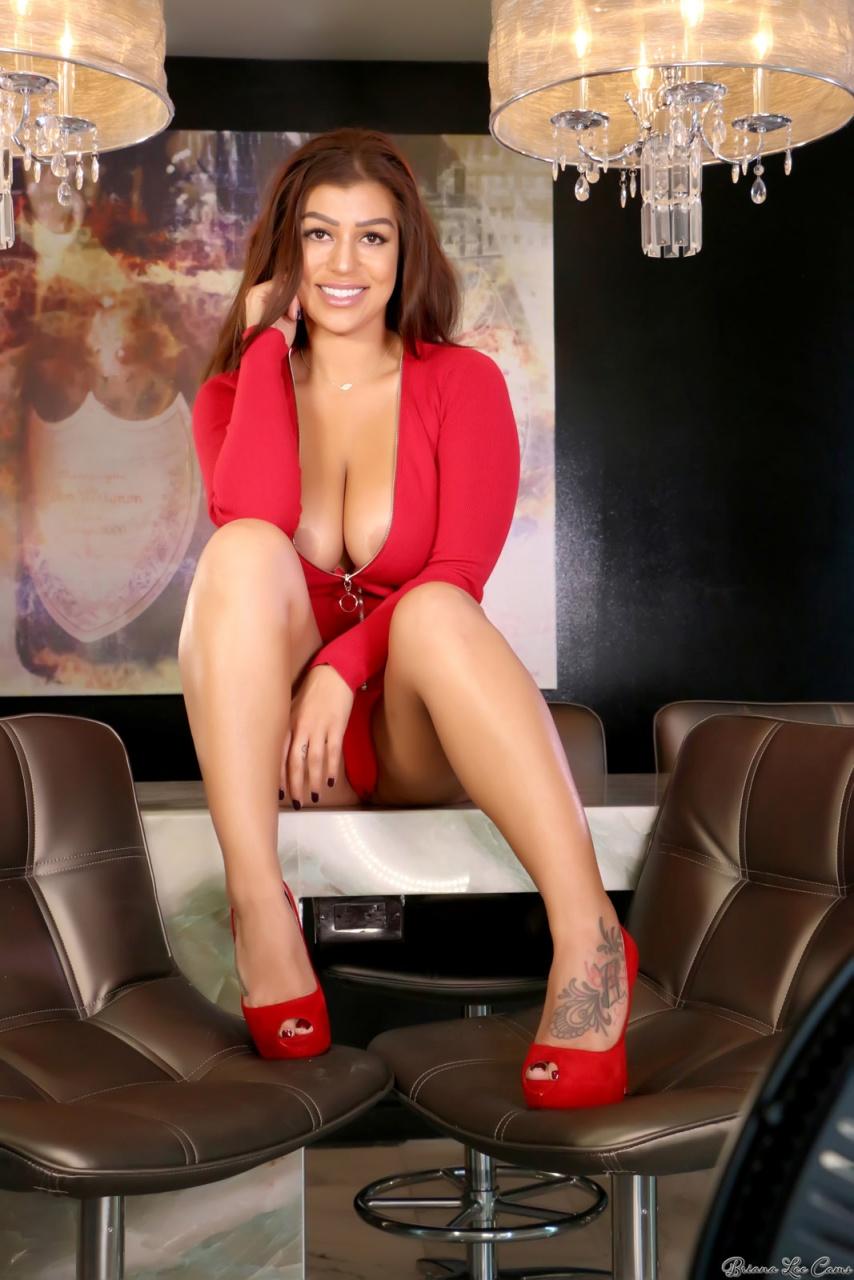 Briana Lee Chandelier Panties 11