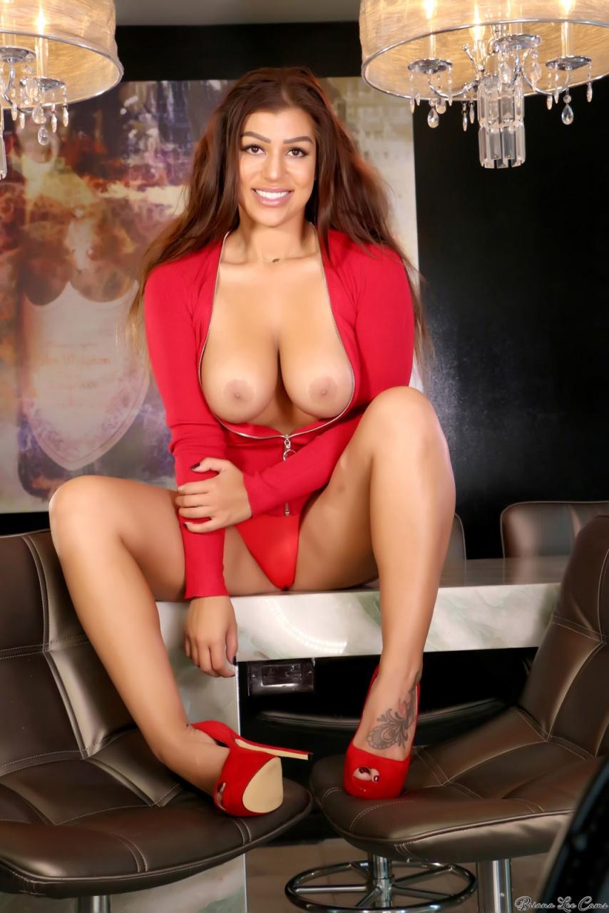 Briana Lee Chandelier Panties 12