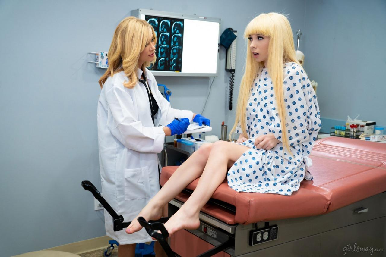 Girlsway - Kenzie Reeves Diagnosis Squirter 2