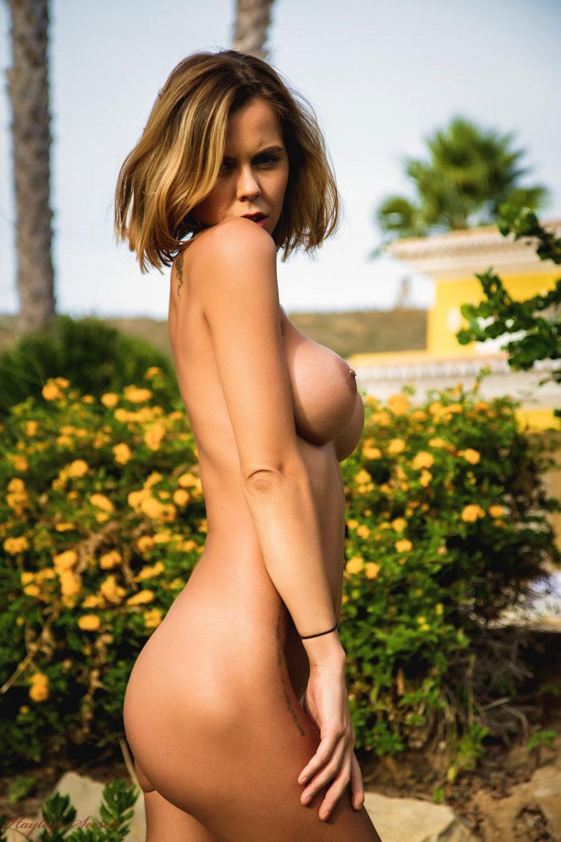 Hayleys Secrets Jennifer Ann Fully Nude 12