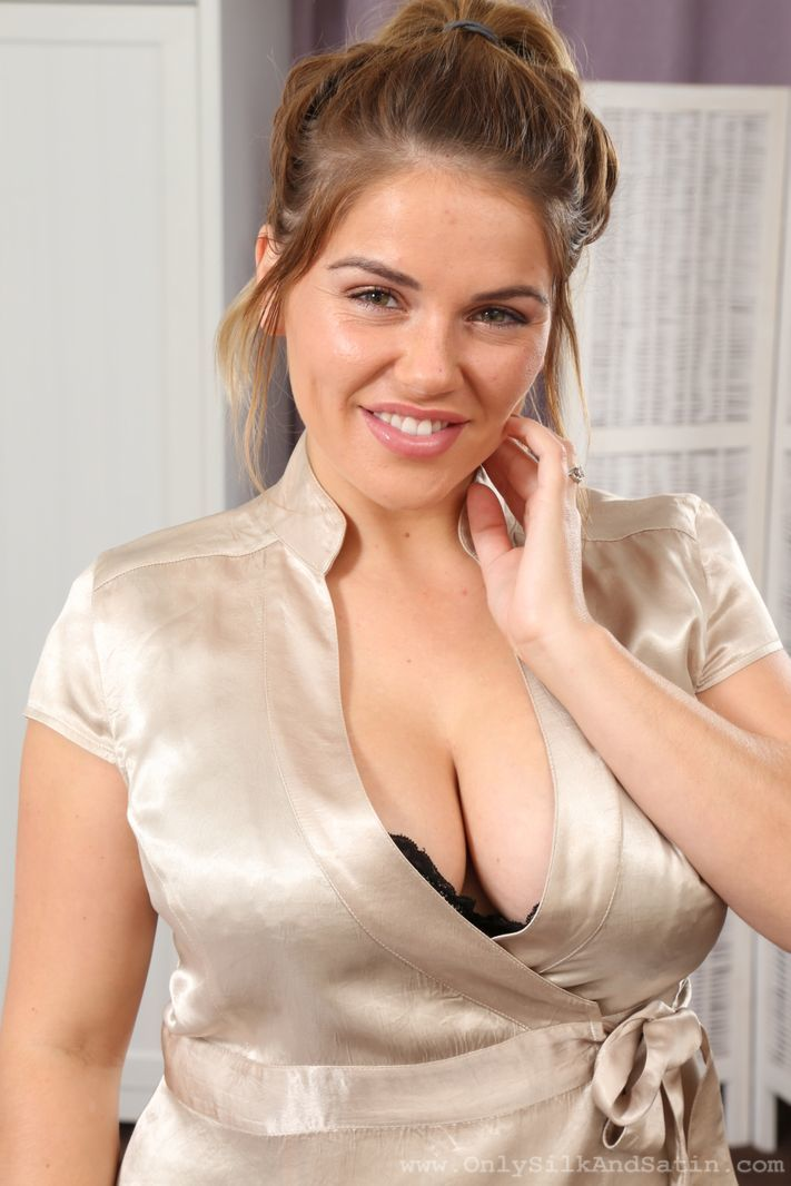Only Silk and Satin: Siobhan Graves - 1