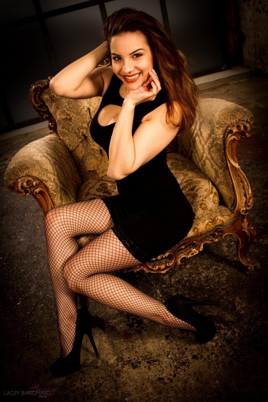 Lacey Banghard - Lbo Black Dress 3