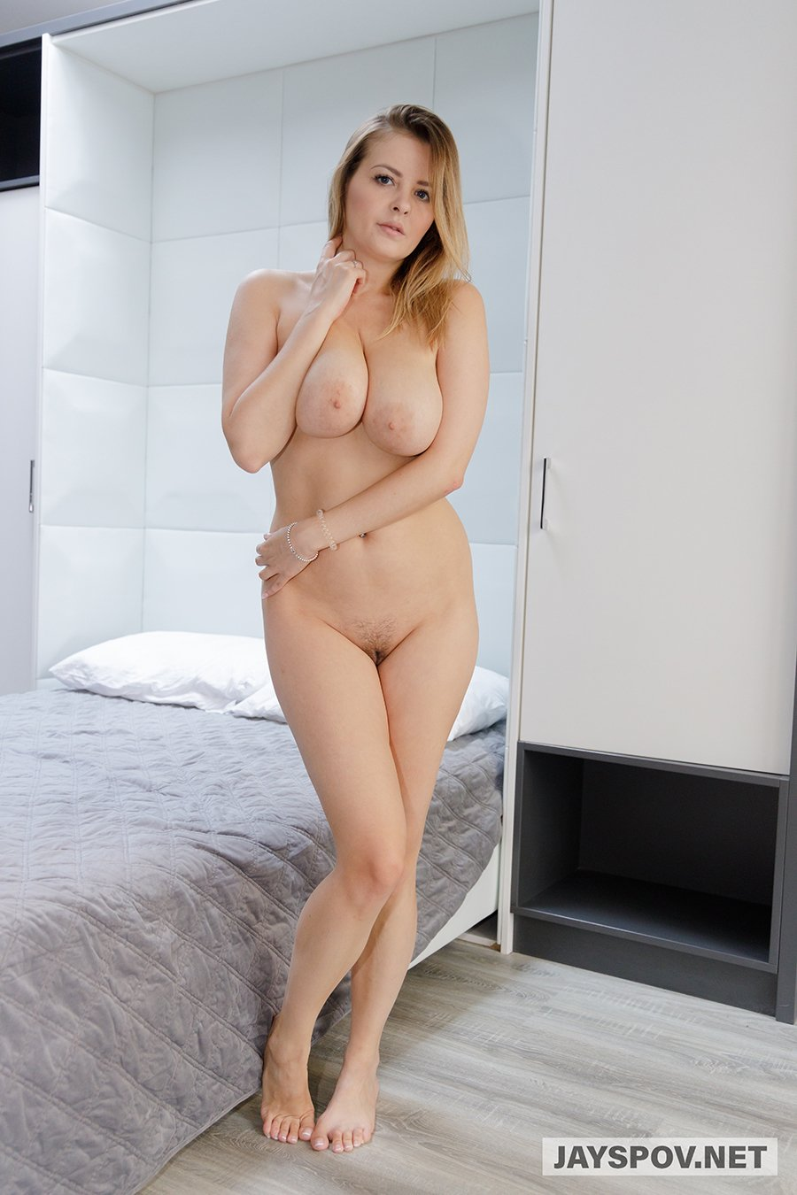 Jays POV: Candy Alexa is a Horny Russian Milf with 34 DD Natural Tits