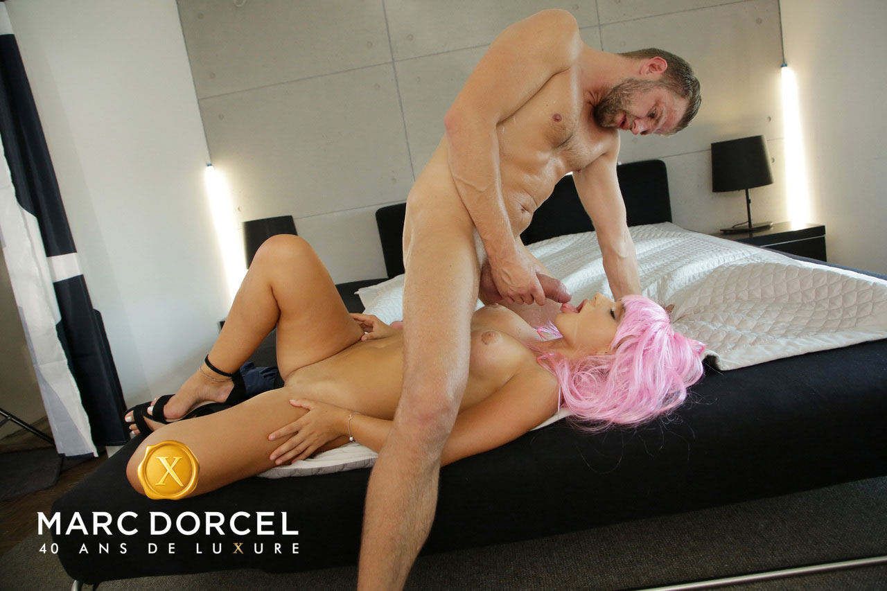 Dorcel Club - Lana Roy Drilled with a Fat Cock 8