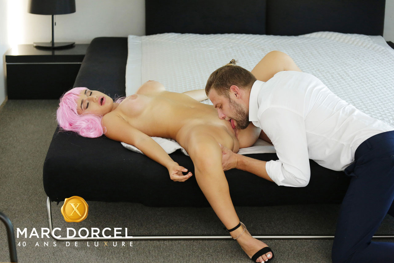 Dorcel Club - Lana Roy Drilled with a Fat Cock 1
