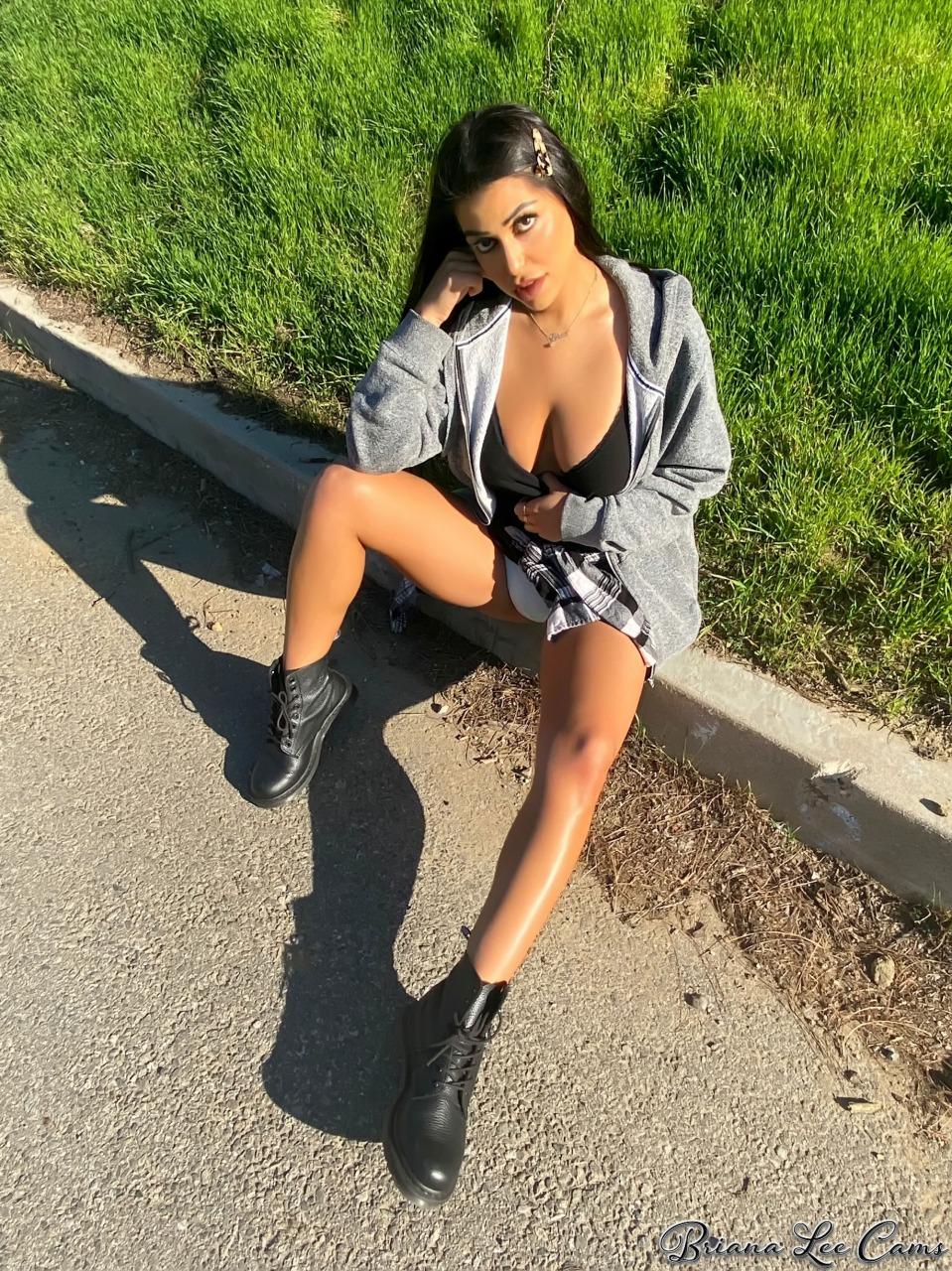 Briana Lee - Public Nudity 1