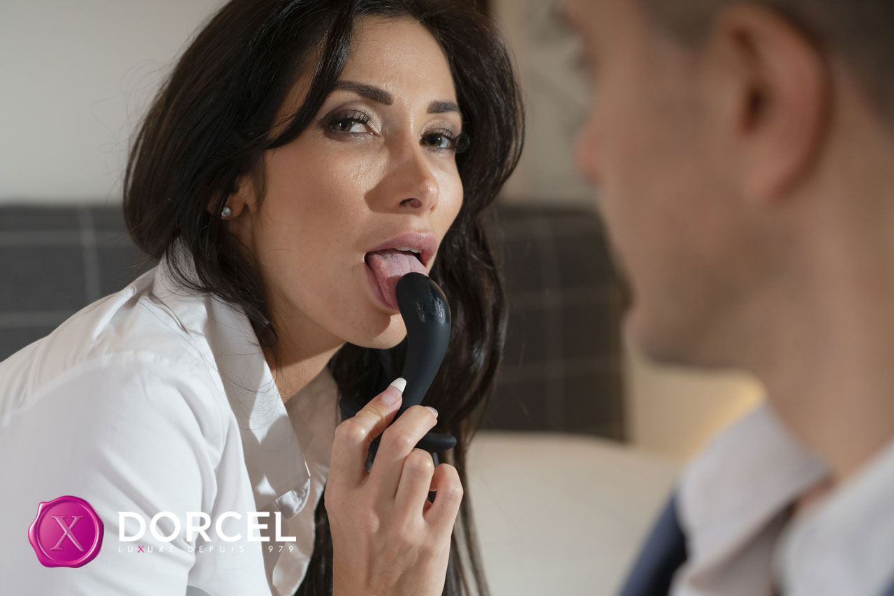 Dorcel Club - Clea Gaultier Busty Babe Rides Dick 1