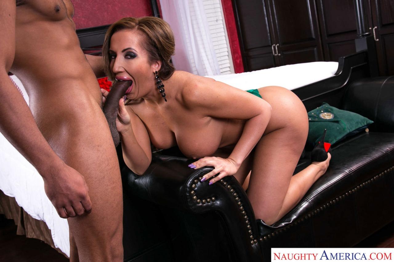 Naughty America - Richelle Ryan BBC Milf 5