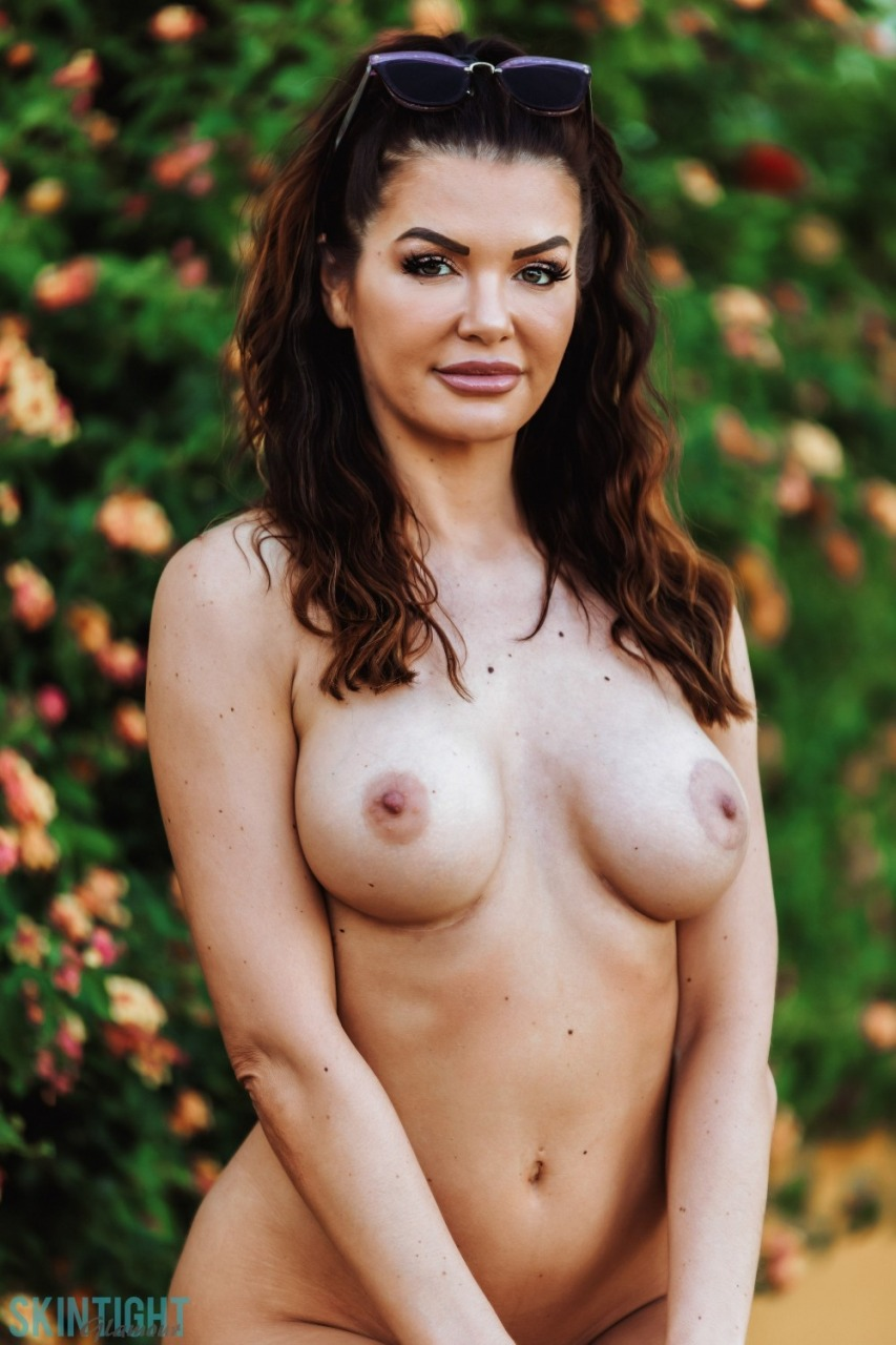 Skin Tight Glamour: Nicole B - Just Because 12