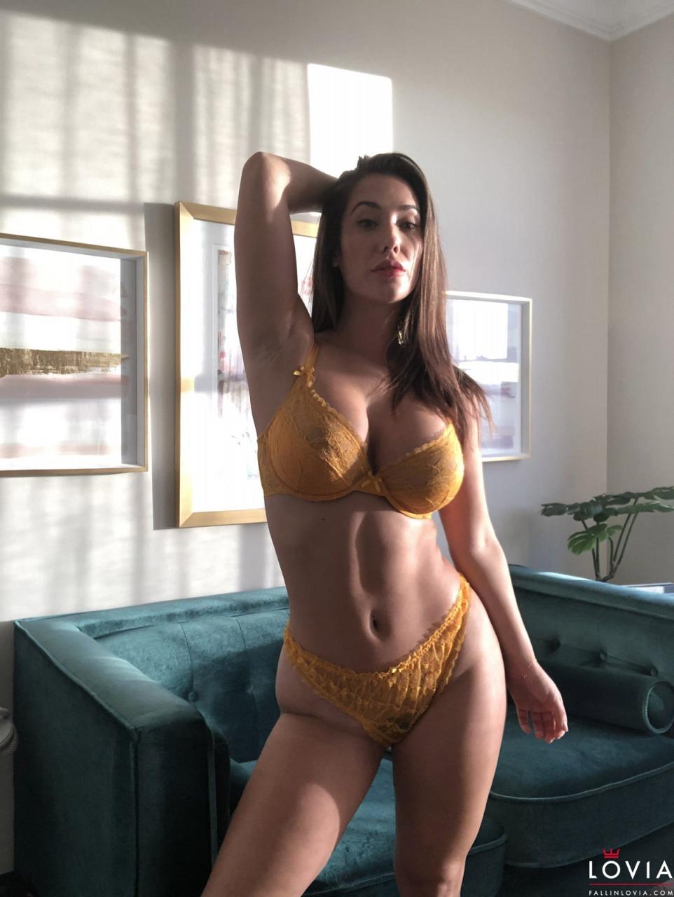 Eva Lovia - Edging 5