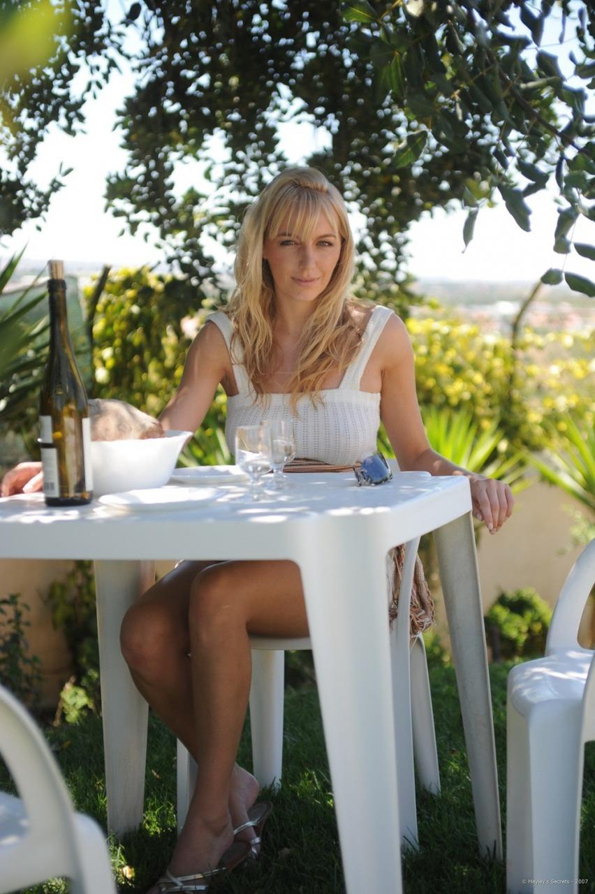 Hayleys Secrets: Hayley Marie Coppin - Lunch 2