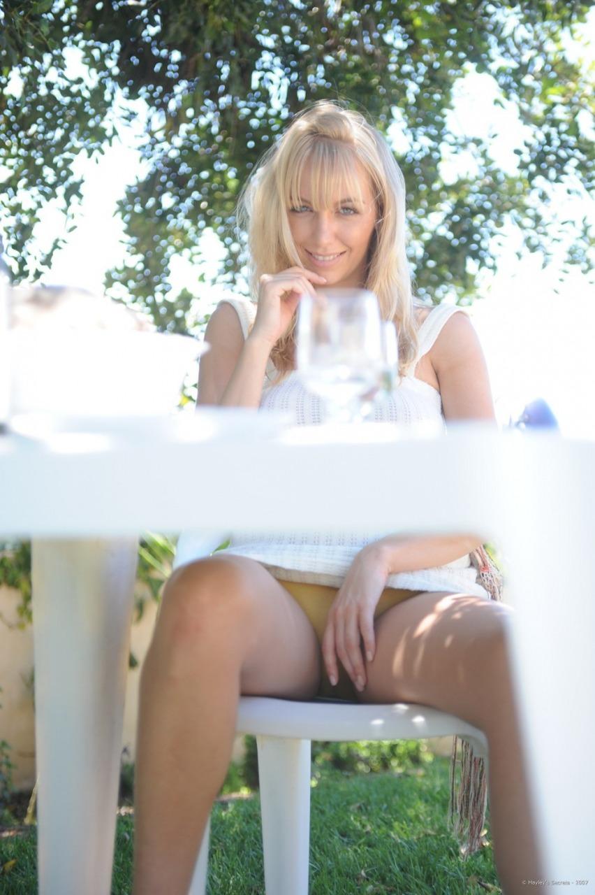 Hayleys Secrets: Hayley Marie Coppin - Lunch 3