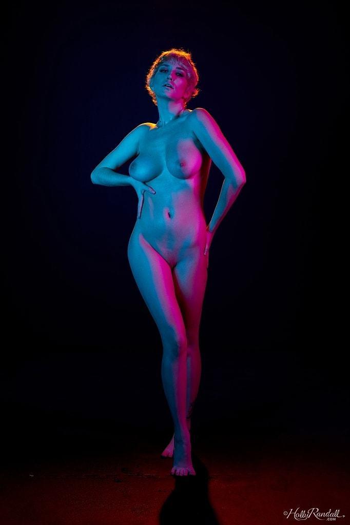 Holly Randall: Skye Blue - 2