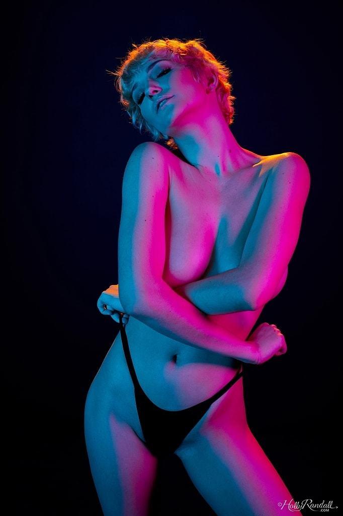 Holly Randall: Skye Blue - 11