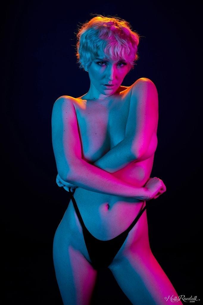 Holly Randall: Skye Blue - 12
