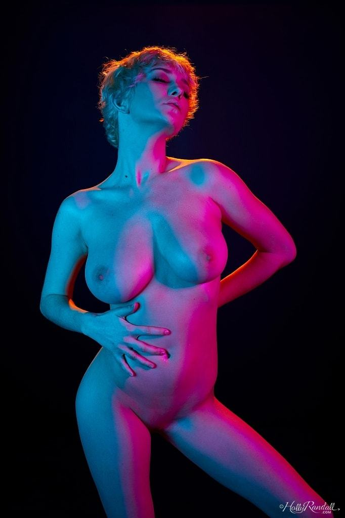 Holly Randall: Skye Blue - 3