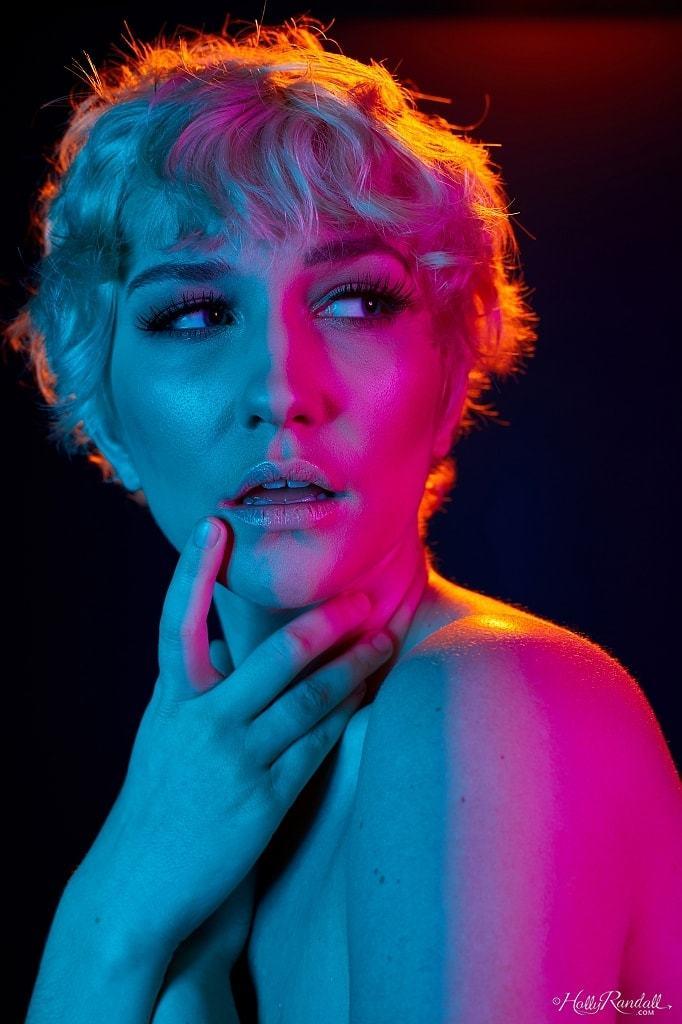 Holly Randall: Skye Blue - 7