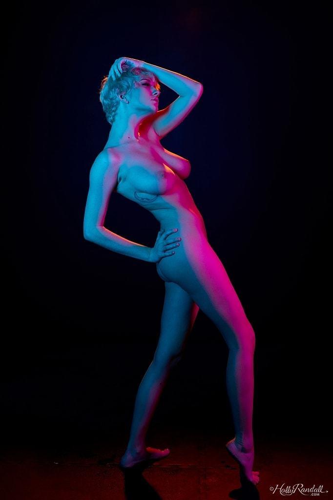Holly Randall: Skye Blue - 9
