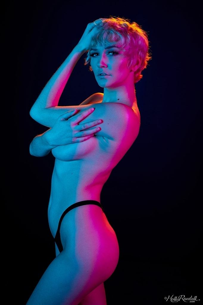 Holly Randall: Skye Blue - 10