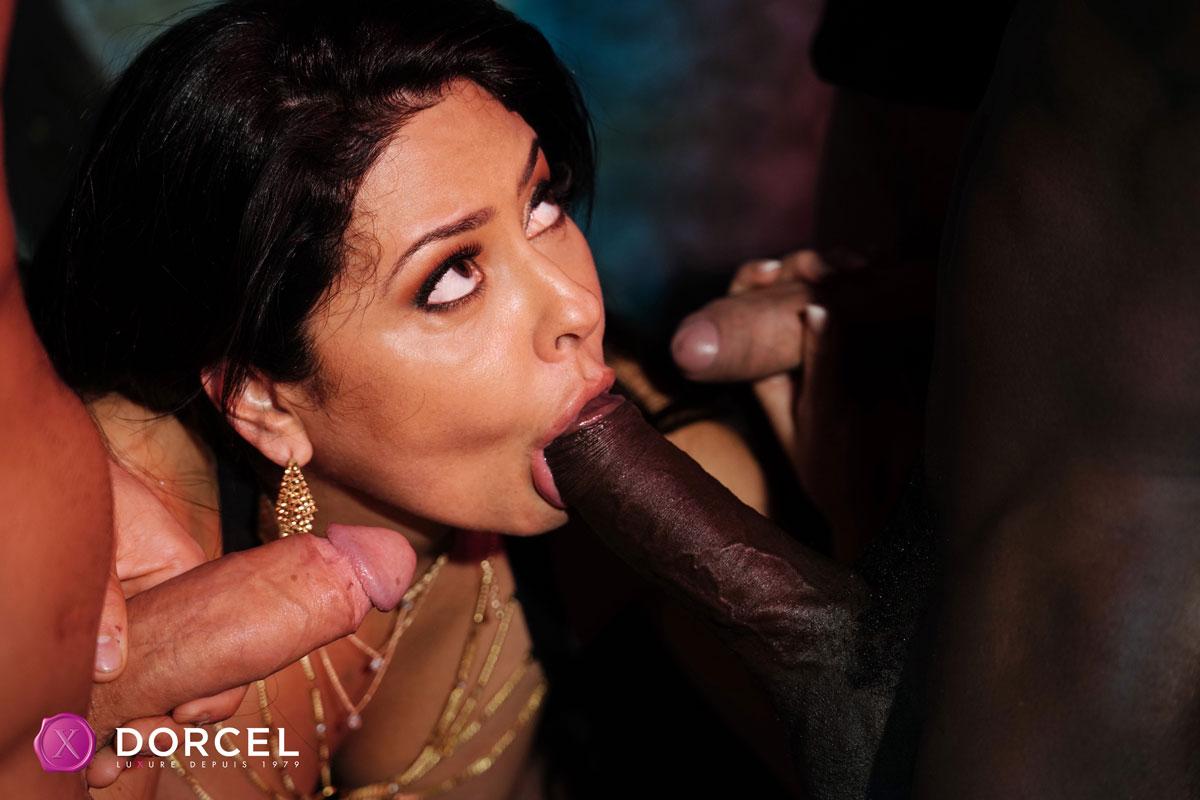 Dorcel Club - Mariska X Hardcore Orgy 2