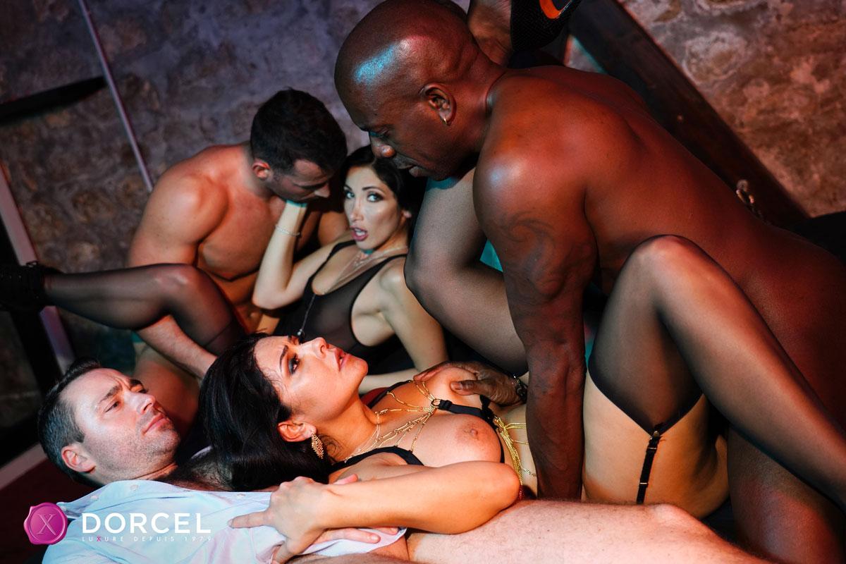 Dorcel Club - Mariska X Hardcore Orgy 7