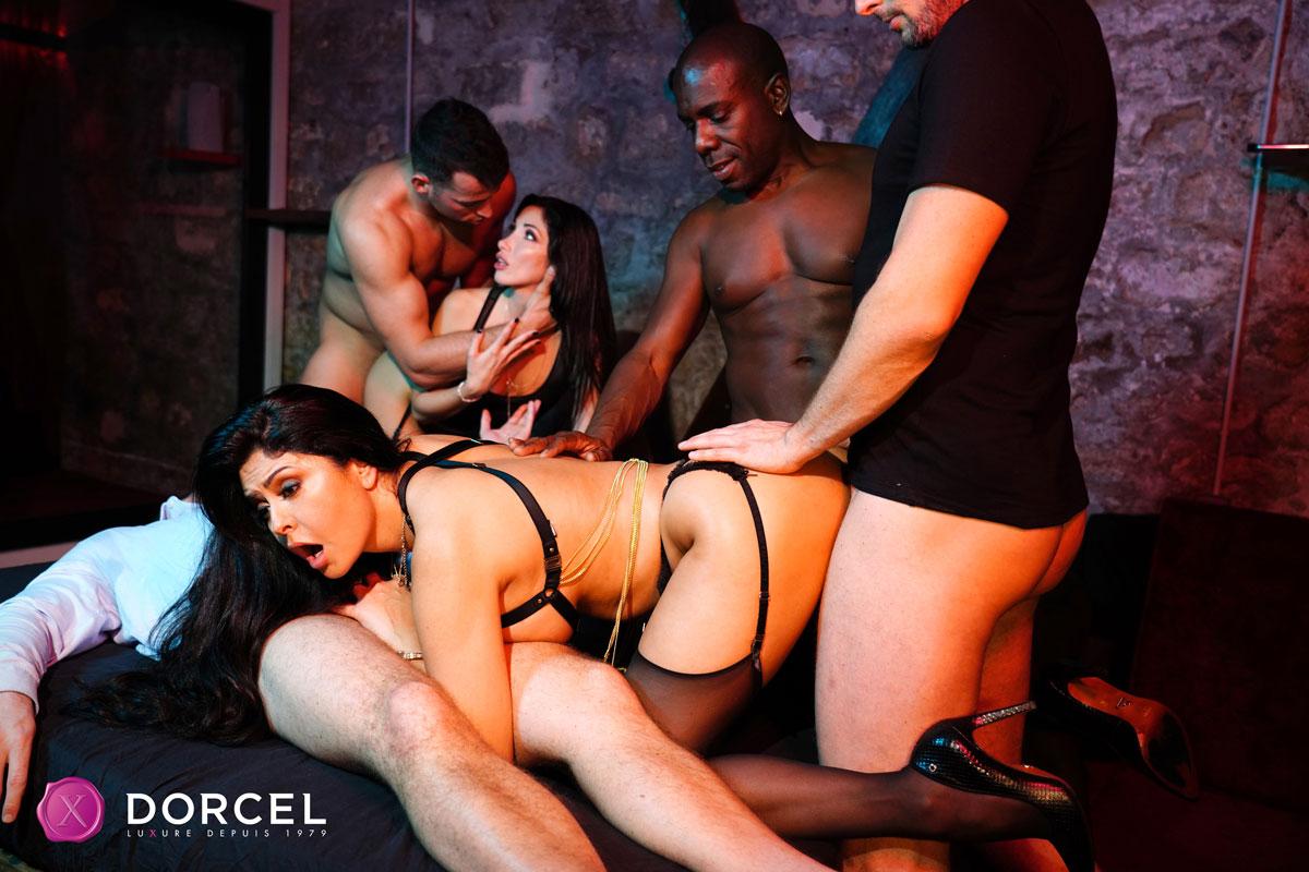 Dorcel Club - Mariska X Hardcore Orgy 10