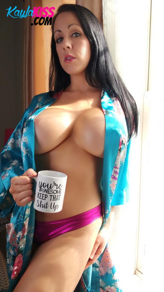 Kayla Kiss - Morning Coffee 3