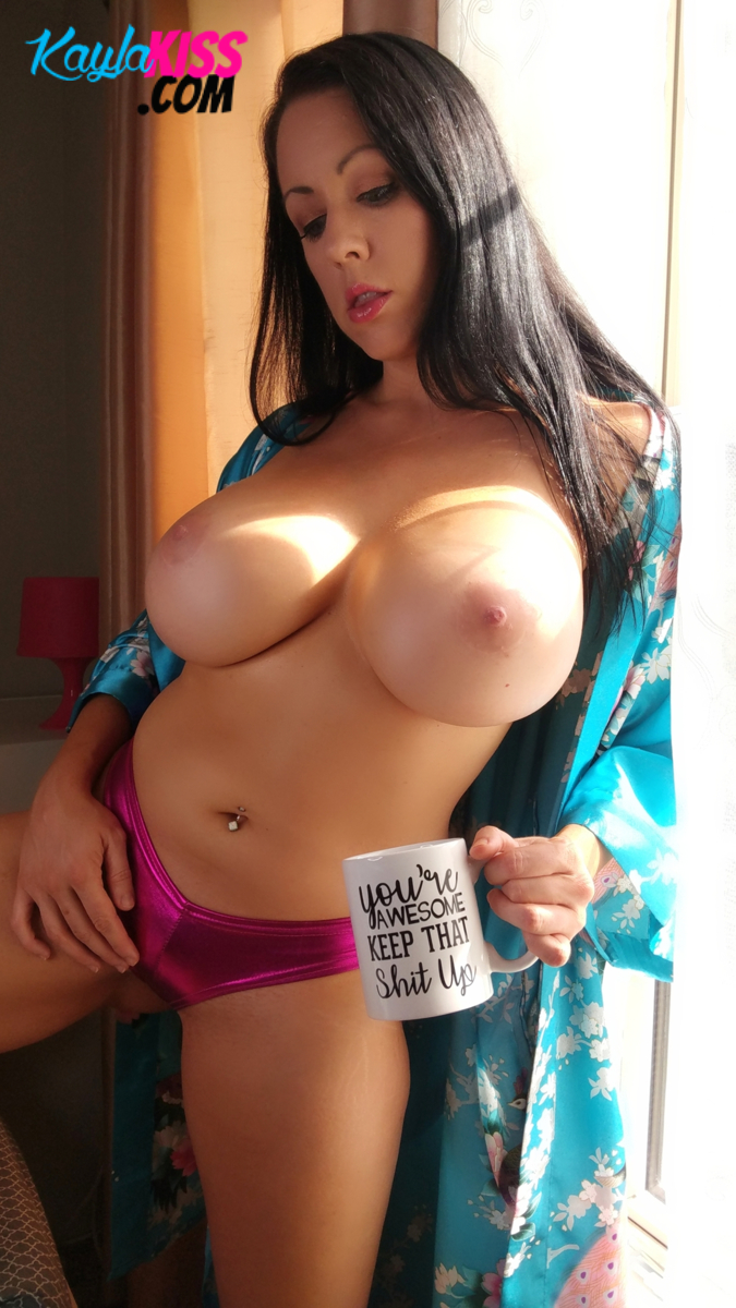 Kayla Kiss - Morning Coffee 4