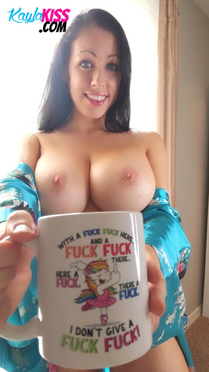 Kayla Kiss - Morning Coffee 9