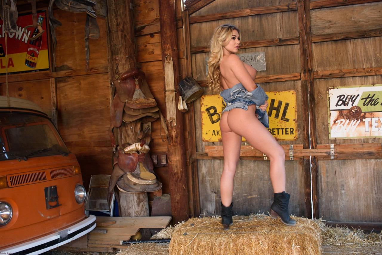 Tahlia Paris - Rustic Nudes 12