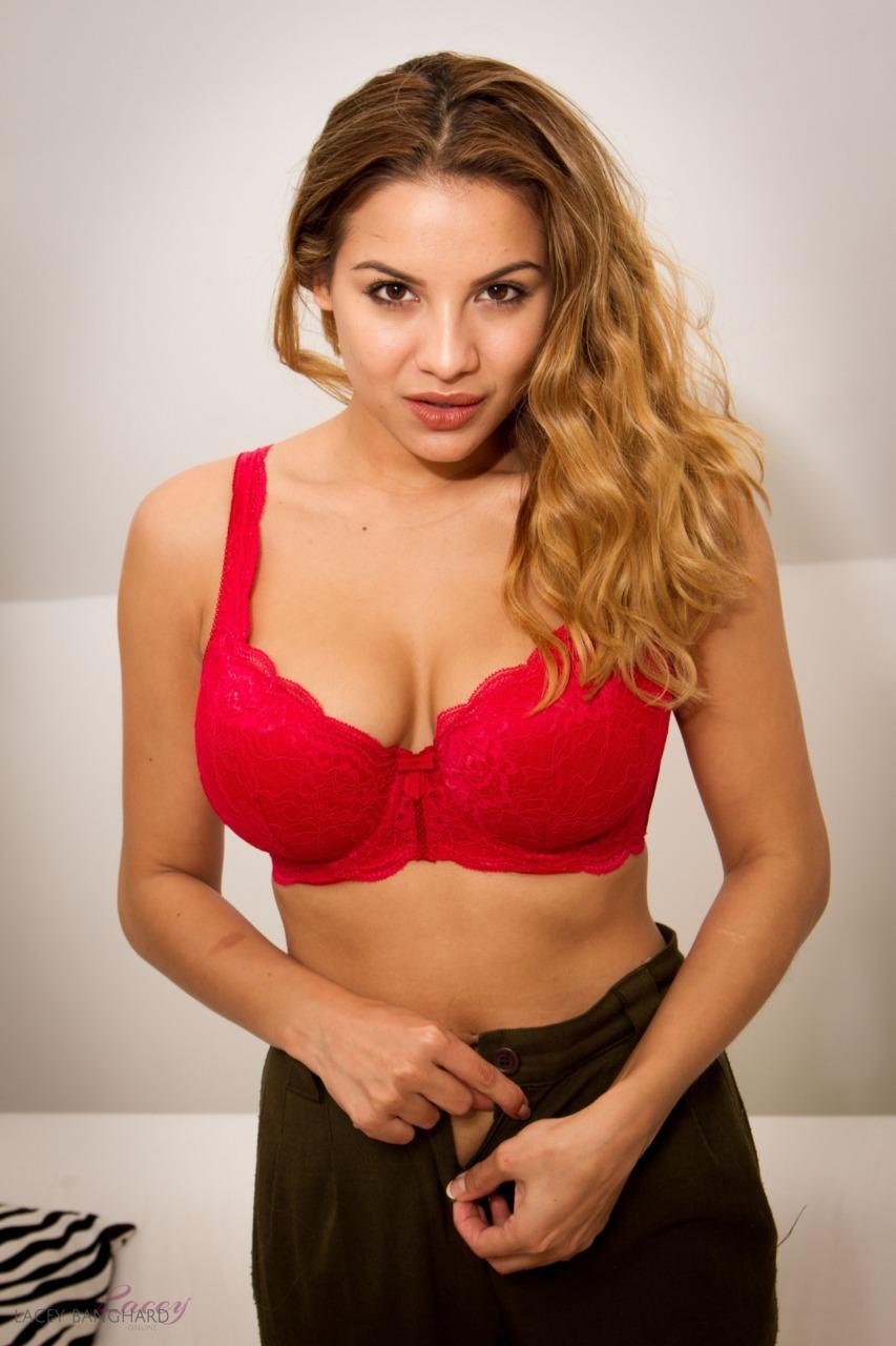 Lacey Banghard - Sofa Romp 5