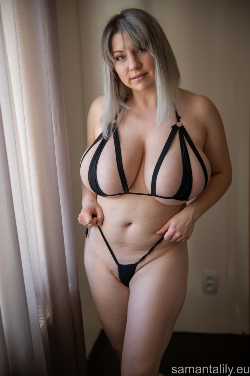 Samanta Lily It's Bikini Time 1