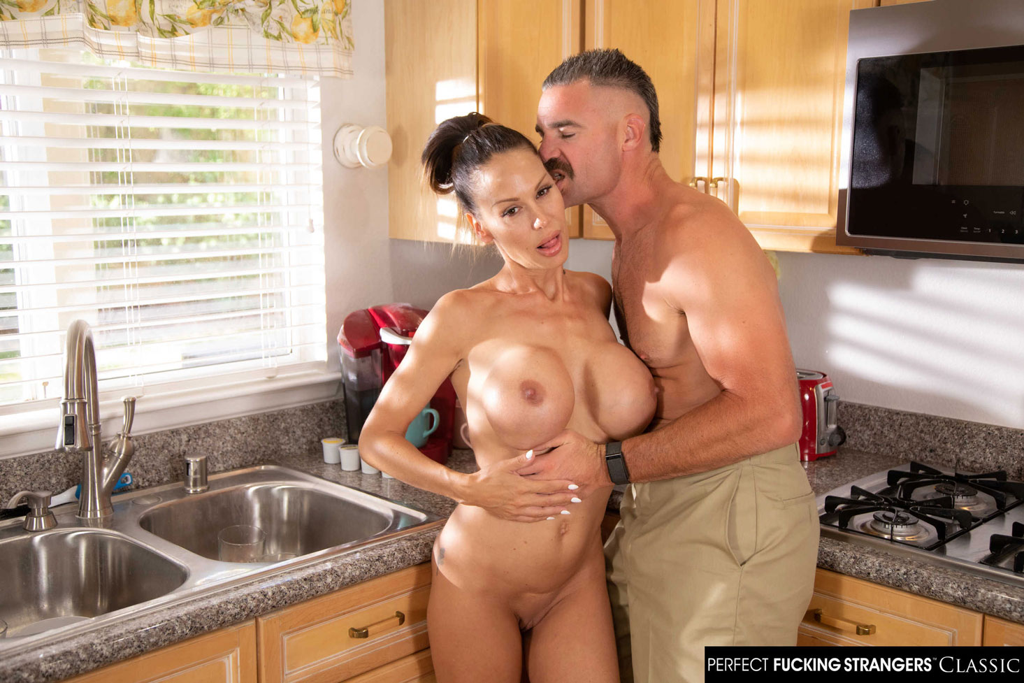 Naughty America - McKenzie Lee Cheating Wife in Action 4