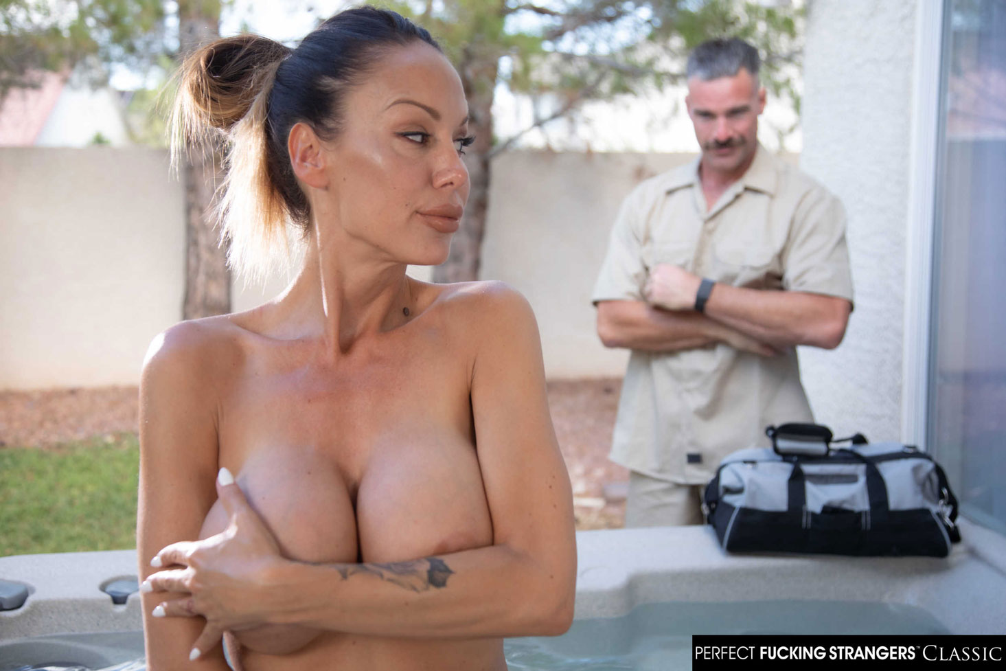 Naughty America - McKenzie Lee Cheating Wife in Action 1