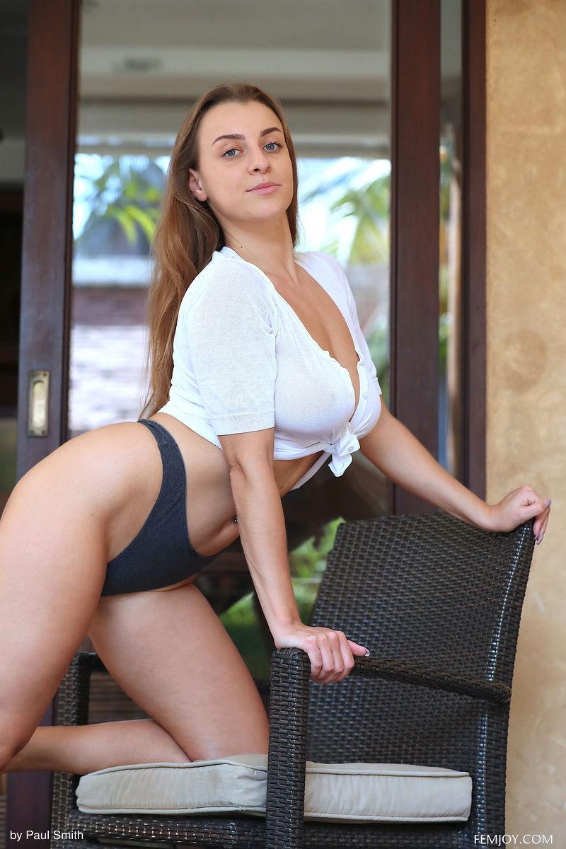 Femjoy Josephine Jackson Hot Ass in Thong 2
