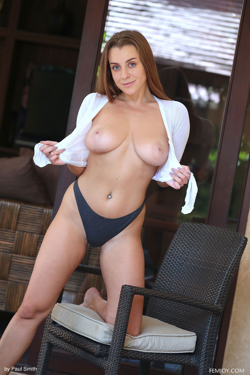 Femjoy Josephine Jackson Hot Ass in Thong 5