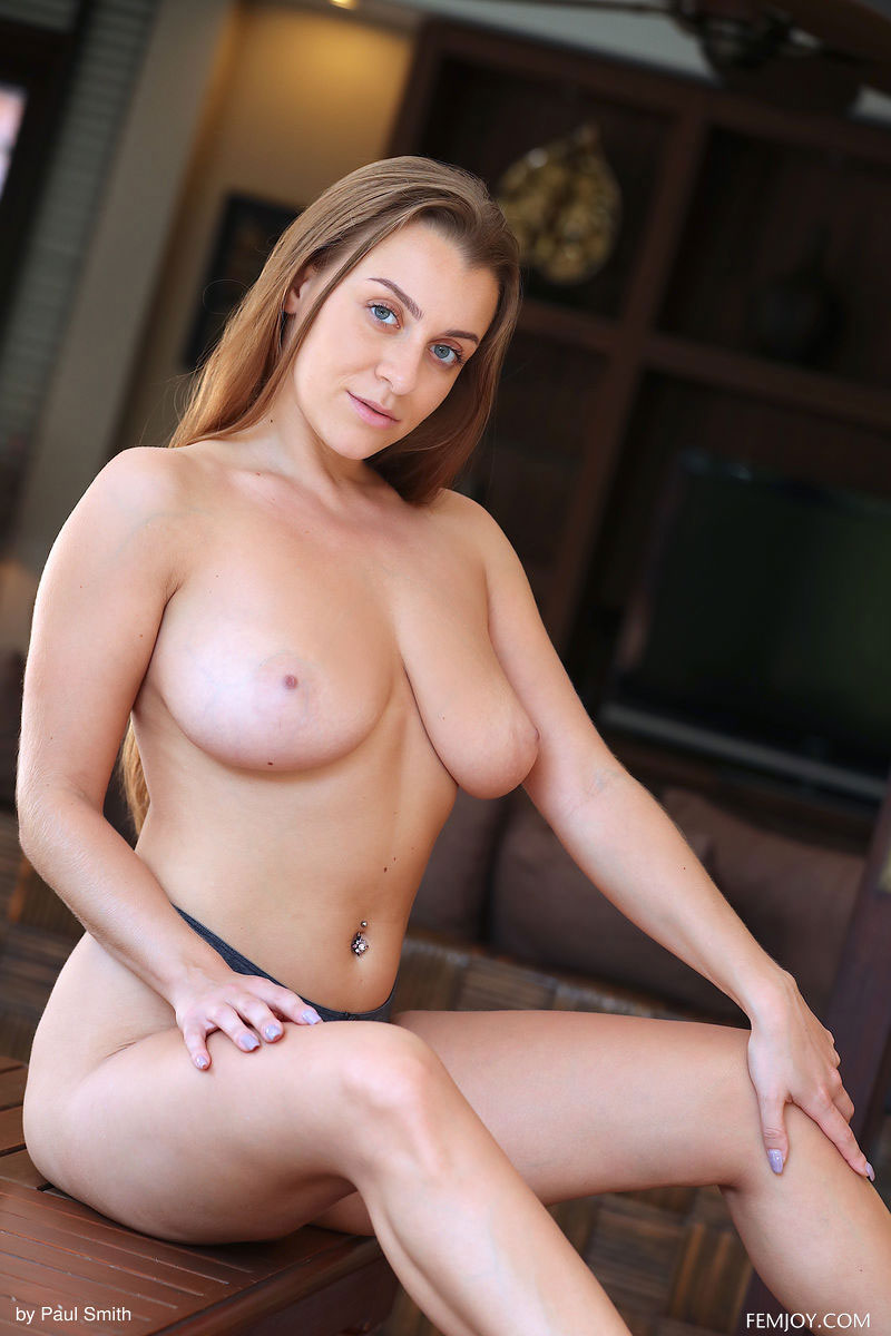 Femjoy Josephine Jackson Hot Ass in Thong 6