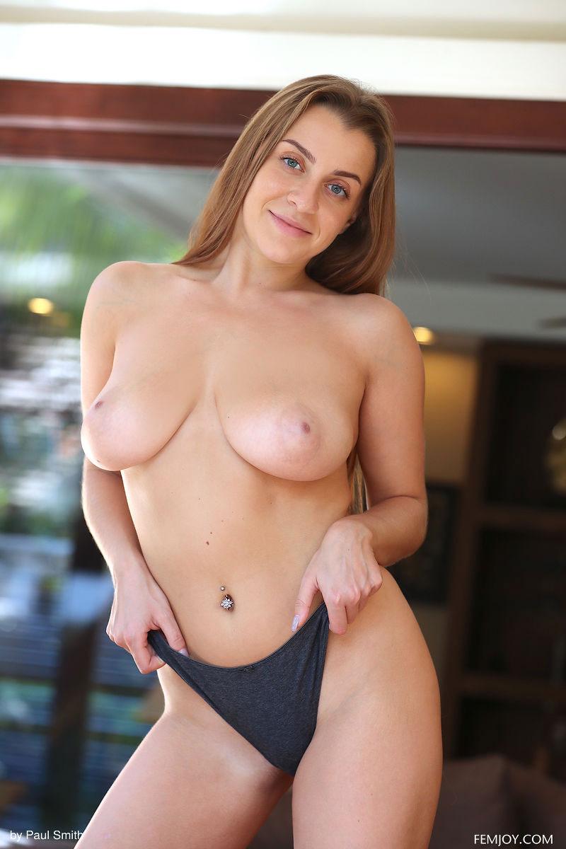 Femjoy Josephine Jackson Hot Ass in Thong 8